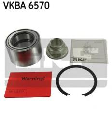 Подшипник ступицы колеса, комплект SKF VKBA6570