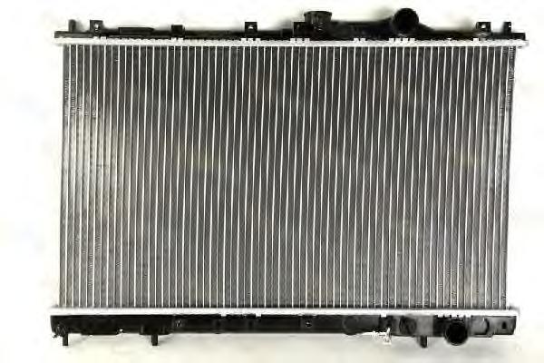 D75002TT THERMOTEC Радиатор, охлаждение двигател