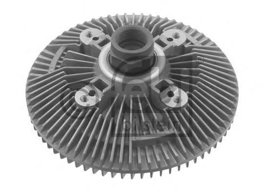 36587 FEBI Сцепление, вентилятор радиатора