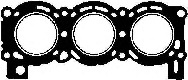 Прокладка, головка цилиндра GLASER H0192000