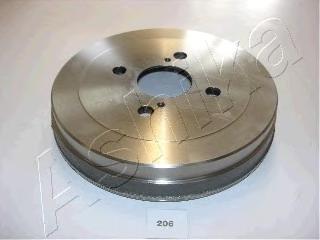 Тормозной барабан ASHIKA 5602206