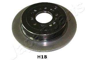 DPH18 JAPANPARTS Тормозной диск