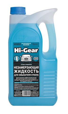 Омыватель стекла -25с  5л. HI-GEAR HG5654