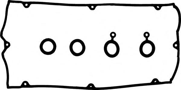 Комплект прокладок, крышка головки цилиндра REINZ 155398201