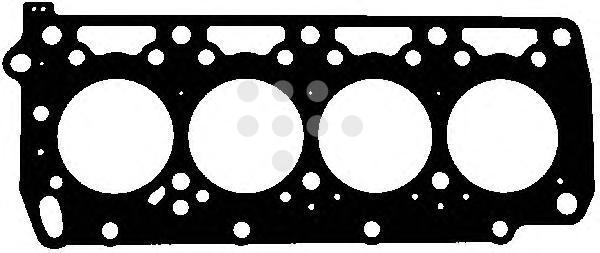 0046829 ELWIS ROYAL Прокладка, головка цилиндра