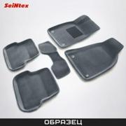 82190 SEINTEX Коврики салона 3D текстильные Opel Astra J (2010-2016) серые