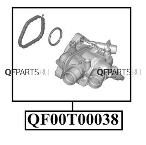 Термостат QUATTRO FRENI QF00T00038