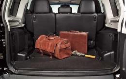 MZ313850 MITSUBISHI Ковер в багажник черный текстиль, swb