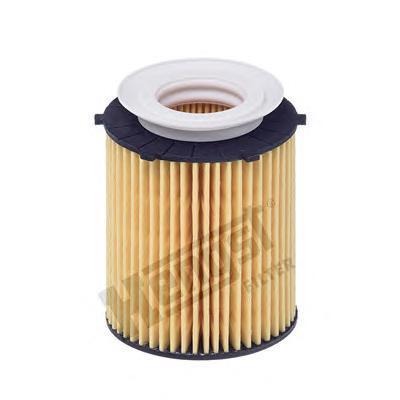 Масляный фильтр HENGST FILTER E818HD238