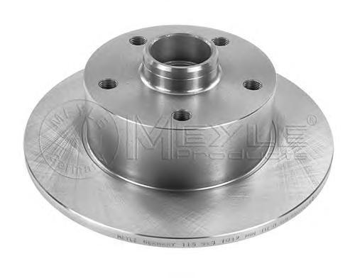1155231012 MEYLE Тормозной диск