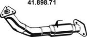 4189871 EBERSPACHER Труба выхлопного газа