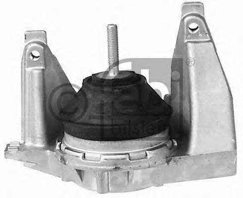 07147 FEBI Подушкa двигателя (с кронштейном)