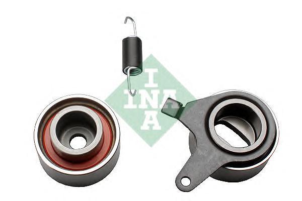 530027509 INA Комплект роликов, зубчатый ремень