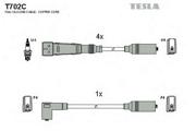 T702C TESLA Комплект проводов зажигания
