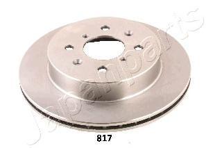 DI817 JAPANPARTS Тормозной диск