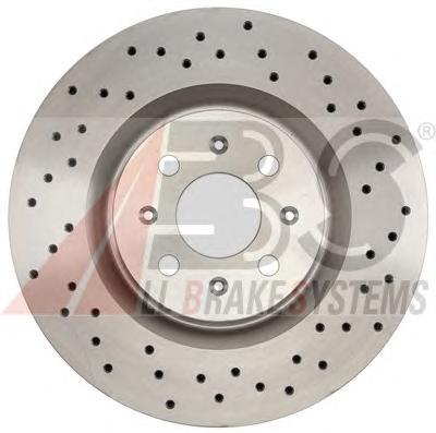 18293 ABS Тормозной диск