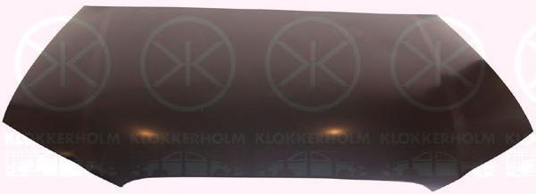 0026281 KLOKKERHOLM Капот двигателя