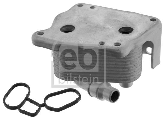 49199 FEBI масляный радиатор, двигательное масло