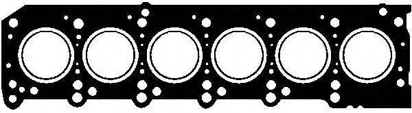612897530 REINZ Прокладка ГБЦ Mercedes 2,8-3,6 M104 88