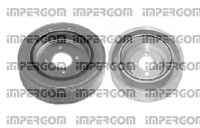 10211 IMPERGOM Ременный шкив, коленчатый вал