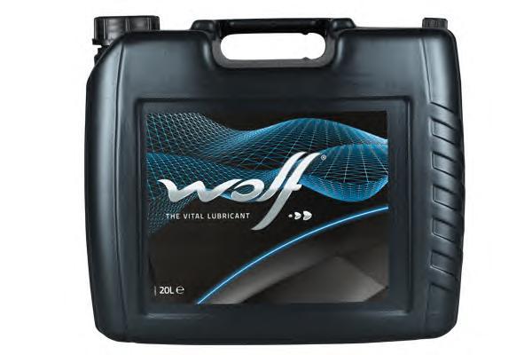 Моторное масло WOLF 8319075