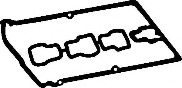 026118P CORTECO Прокладка, крышка головки цилиндра