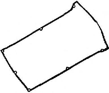 Прокладка, крышка головки цилиндра GLASER X5349401