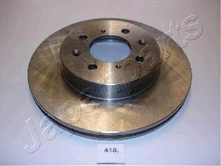 DI418 JAPANPARTS Тормозной диск