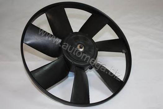 3095904551H0 DELLO Вентилятор рад. AUDI,VW 100/60W 305mm