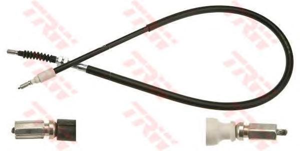 Трос, стояночная тормозная система TRW GCH1055