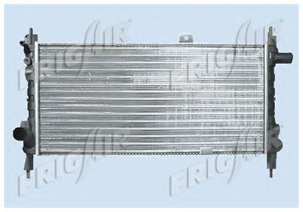01072016 FRIG AIR Радиатор, охлаждение двигателя
