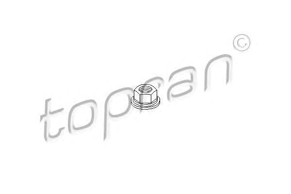 104530 TOPRAN Гайка