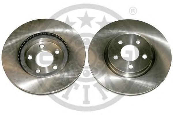 BS6470 OPTIMAL Тормозной диск
