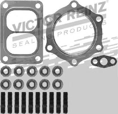 041013901 REINZ Монтажный комплект, компрессор
