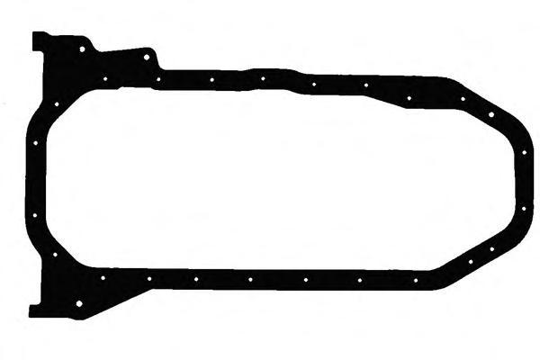 Прокладка, маслянный поддон GLASER X5413101