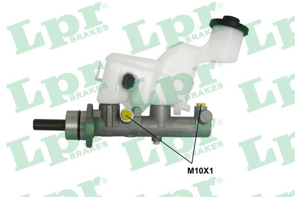 6030 LPR Главный тормозной цилиндр