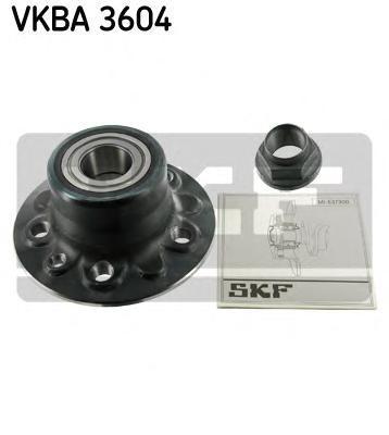 VKBA3604 SKF Комплект подшипника ступицы колеса