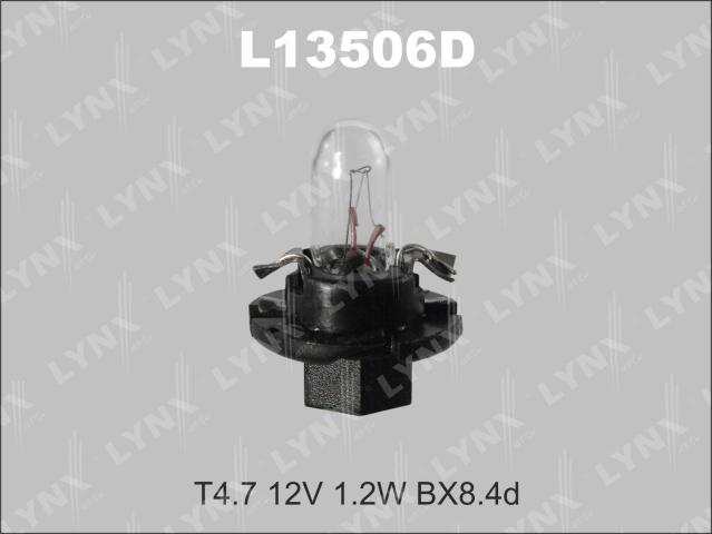Лампа накаливания LYNX L13506D