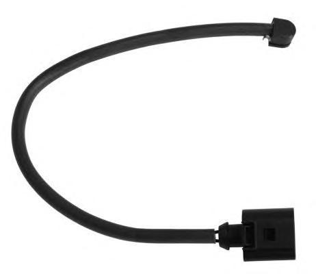 8DK355251941 BEHR-HELLA Сигнализатор, износ тормозных колодок