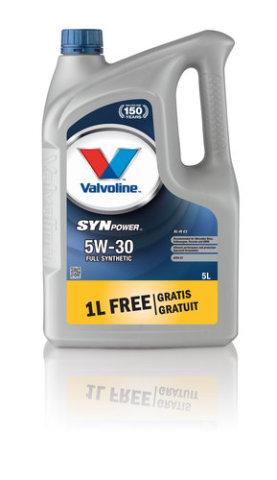 Моторное масло VALVOLINE 872374