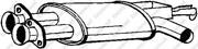 247141 BOSAL Средний глушитель выхлопных газов