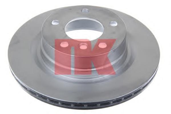 201558 NK Тормозной диск