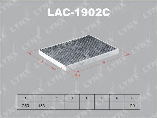 Фильтр LYNX LAC1902C