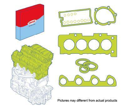 417511P CORTECO Комплект прокладок, головка цилиндра
