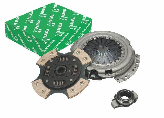 Сцепление металлокерамическое (8-клапаннный мотор) PILENGA CKP4004XR