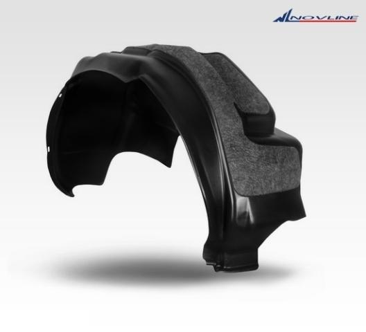 NLS1653001 NOVLINE Подкрылок передний левый с шумоизоляцией для Ford Tourneo Custom