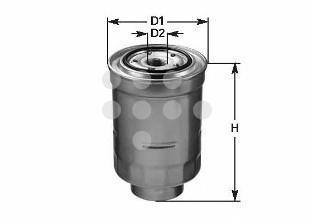 DN287A CLEAN FILTER Топливный фильтр