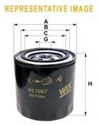 WL7401 WIX FILTERS Масляный фильтр