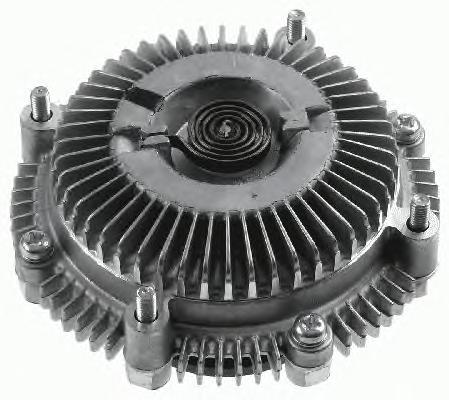 Сцепление, вентилятор радиатора SACHS 2100500026