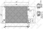 1045031SX STELLOX Конденсатор